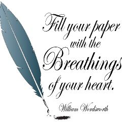 paper breathings heart